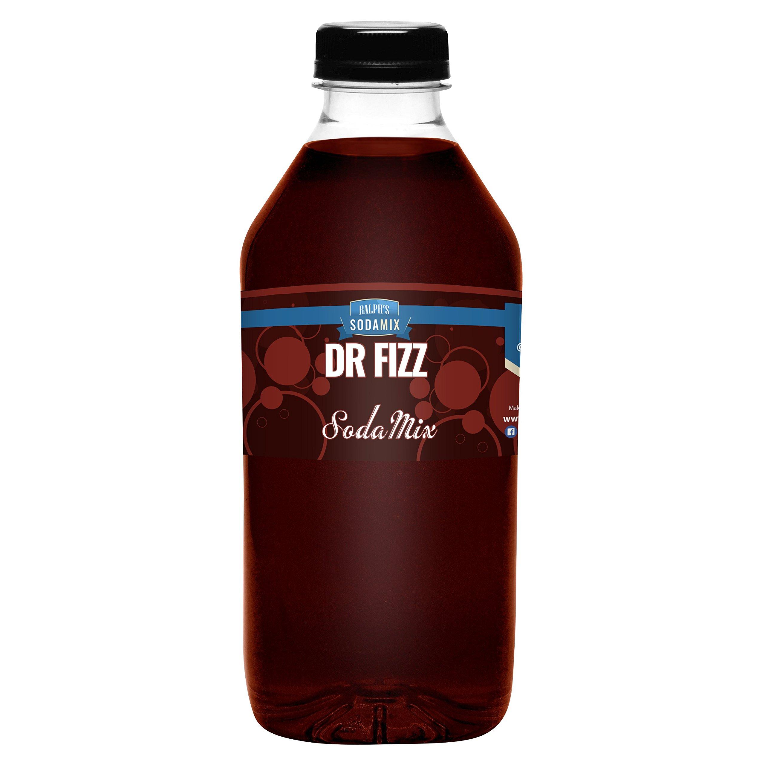 Ralph's Dr Fizz Sodamix for Sodastream | 32oz (Quart) Bottle