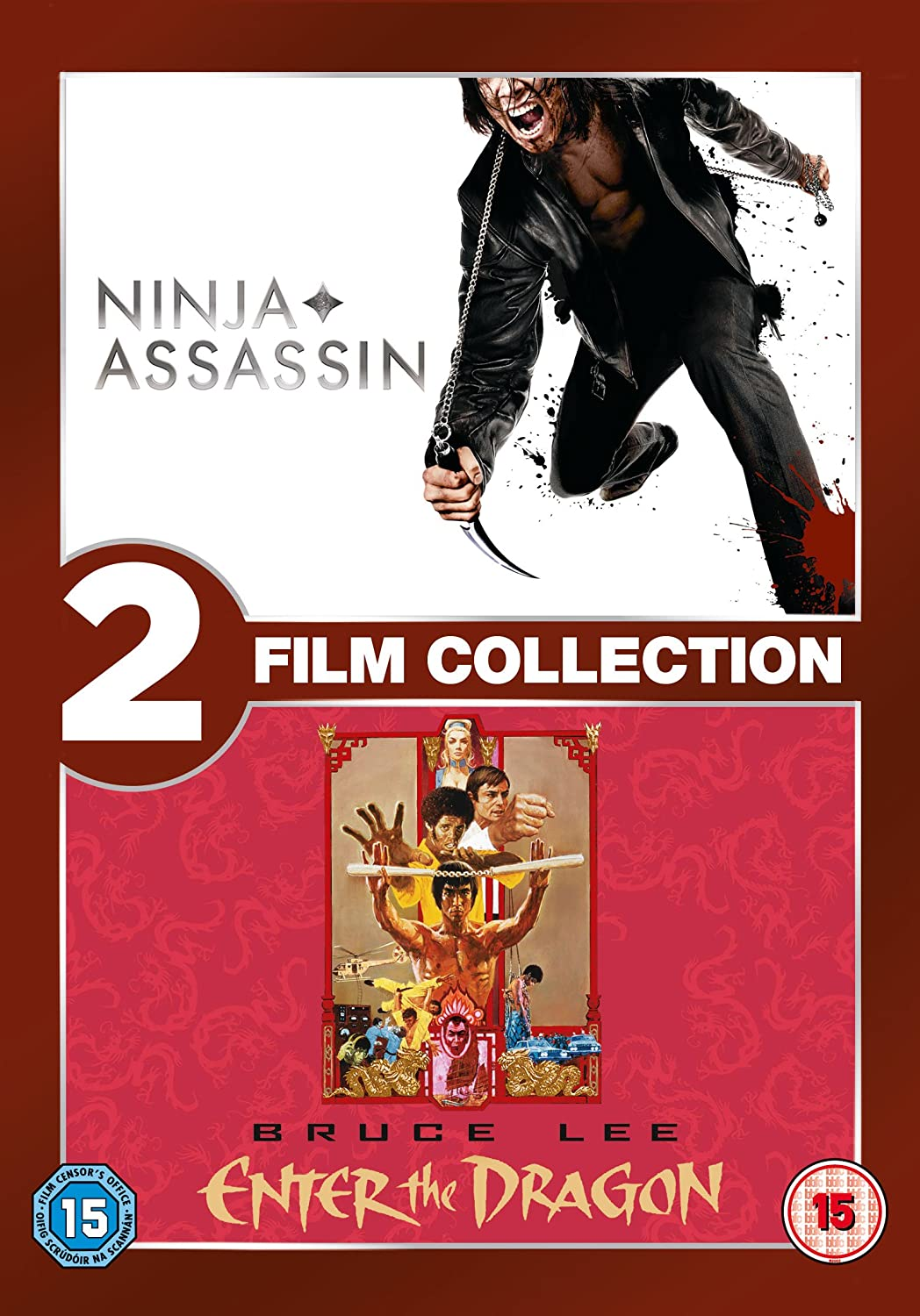 Ninja Assassin / Enter The Dragon 2 Dvd Edizione: Regno ...