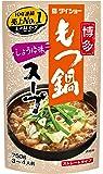 ダイショー 博多もつ鍋スープ しょうゆ味 750g×5袋 もつ鍋の素