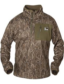 6c799087c6f63 Amazon.com: Banded Ufs Fleece 1/4 Zip Jacket: Clothing