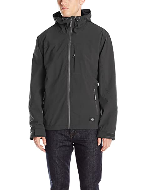 exclusive deals hot new products premium selection Dickies Men's Performance Waterproof Breathable Jacket with Hood