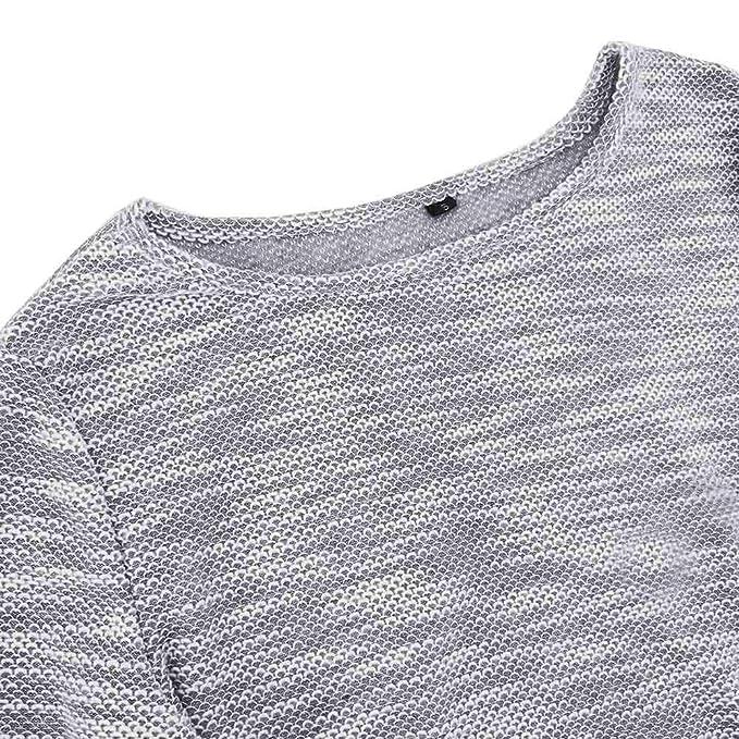 Amazon.com: Suéteres para mujer, tejido de invierno, cuello ...