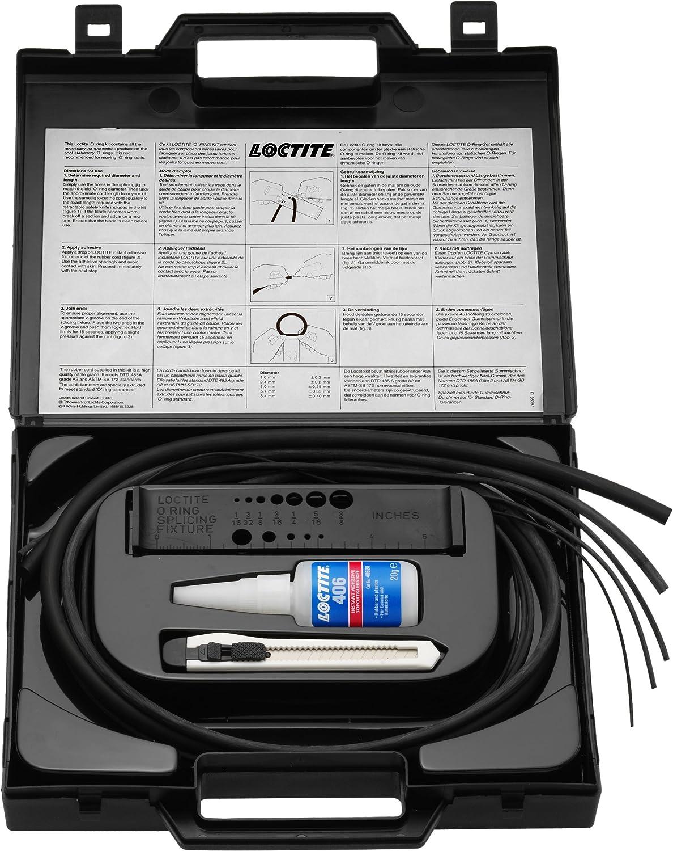 Henkel Loctite O-Ring-Set, Loctite 406, 20g - Burlete adhesivo para calafateo 797226