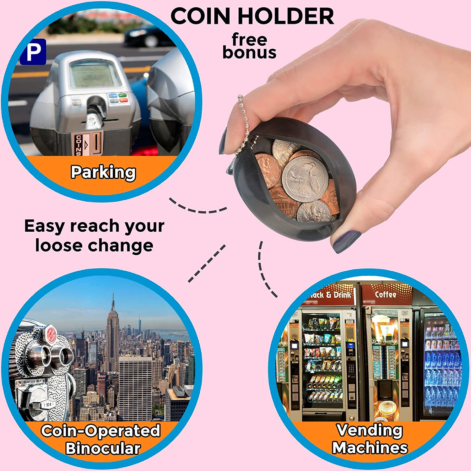 Carbon Fiber Key Organizer Keychain -Easy Assembly -with Fob Car Loop UP to 22 Keys for House Coin Holder Blue SIM /& Bottle Opener Mailbox Locks Carabiner Compact Smart Key Holder Organizer