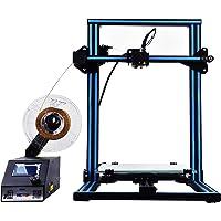 HICTOP Moniteur de Filament de l'imprimante 3D CR-10S Prusa I3 Upgrade Tiges de vis de l'axe Z Double