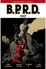 B.P.R.D. Volume 13: 1947 (B.P.R.D Graphic Novel) Kindle Edition