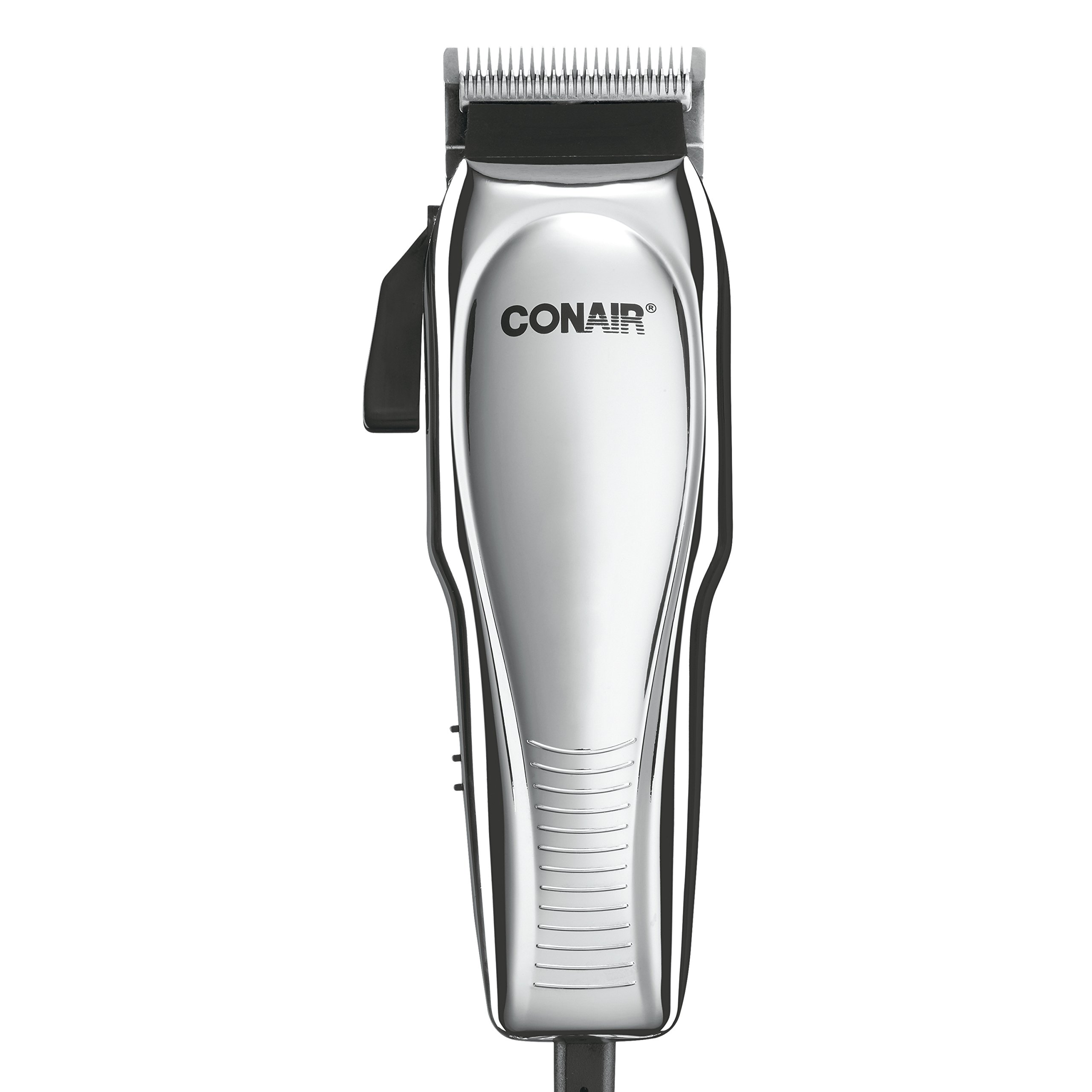 Conair Custom Cut 21-piece Haircut Kit; Home Hair Cutting Kit; Chrome by Conair
