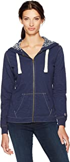 Champion donna Europa French Terry zip hoodie CEWW43