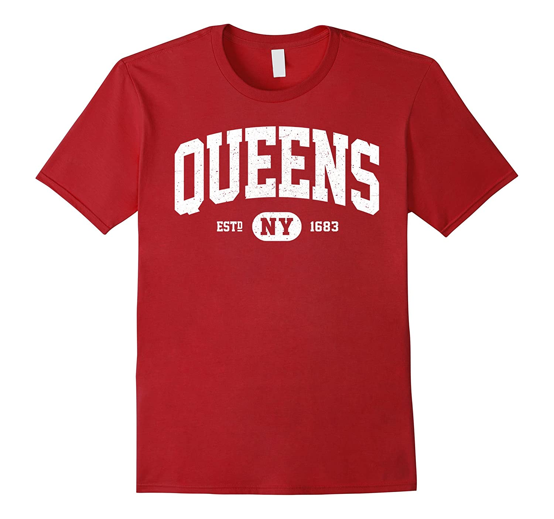 Vintage Queens Shirt Classic T Shirt-Tovacu