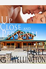 UP CLOSE AND PERSONAL--a Second-Chances Sweet Romance Kindle Edition