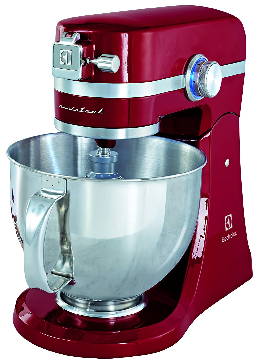 Electrolux EKM4000 food processor - food processors (Red, Stainless ...