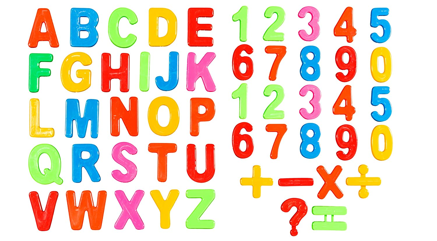 Magnetic letters and numbers refrigerator magnets for for White magnetic letters and numbers