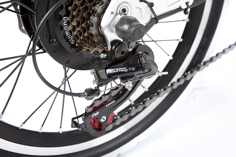 Cityboard Tourneo Bicicleta El/éctrica Unisex Adulto