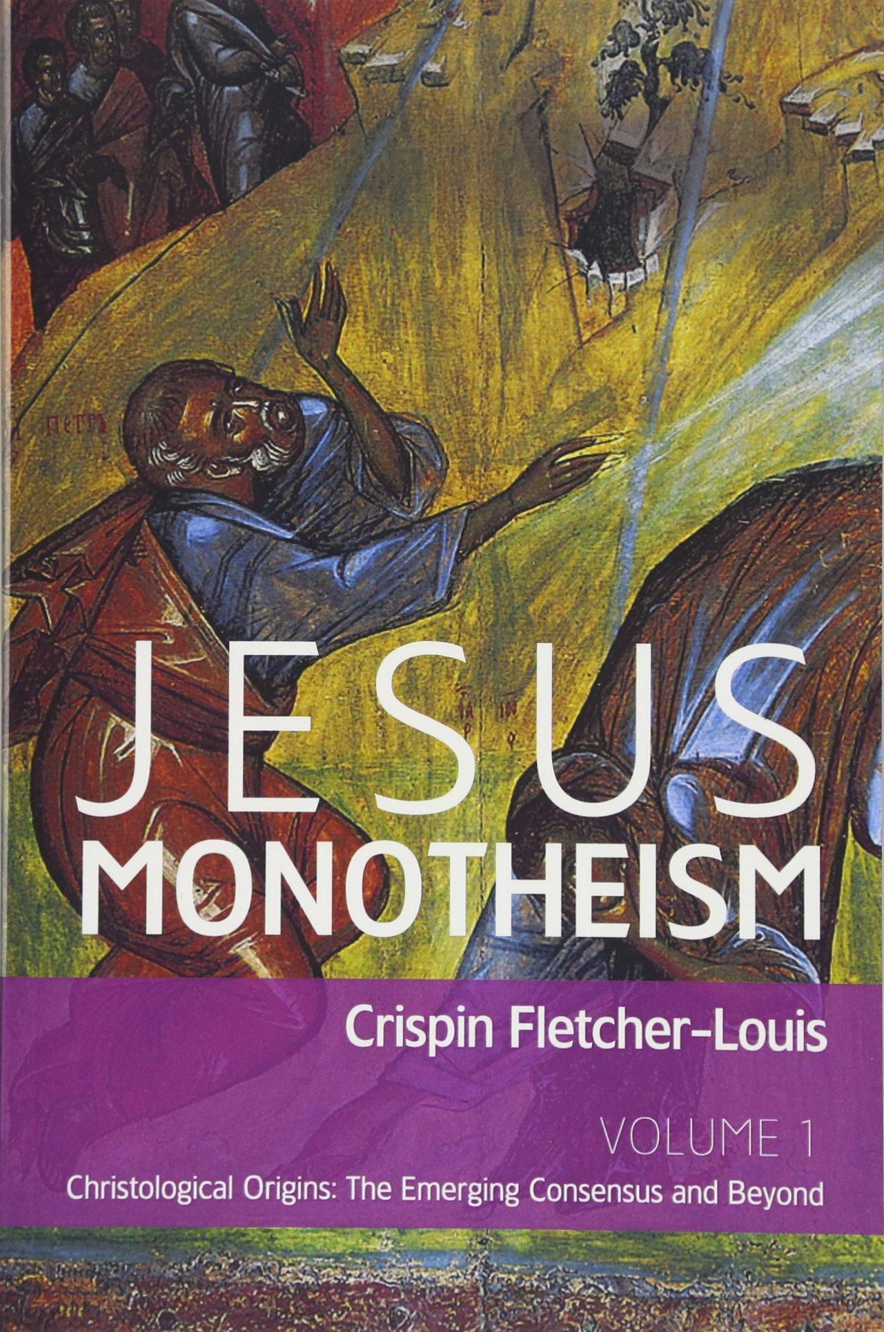Read Online Jesus Monotheism : Volume 1: Christological Origins: The Emerging Consensus and Beyond pdf epub