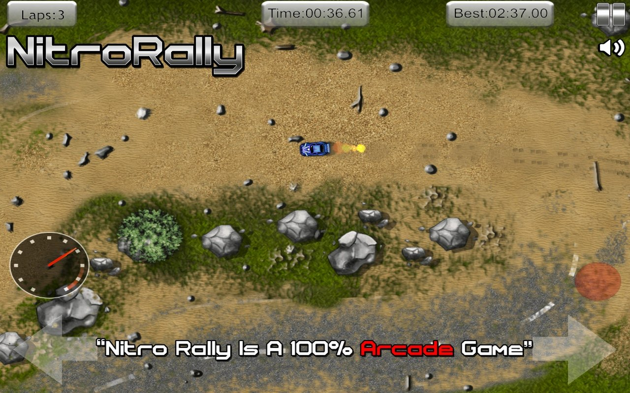 Nitro Rally [Download] by Mapi Games (Image #6)