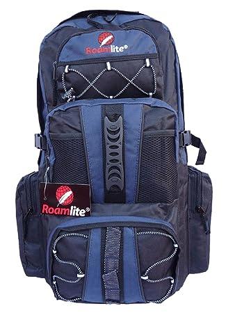 366c01e89e43 Roamlite Large Camping Backpack Rucksacks - 55 60 Litre Ltr Bags - Duke of  Edinburgh DofE