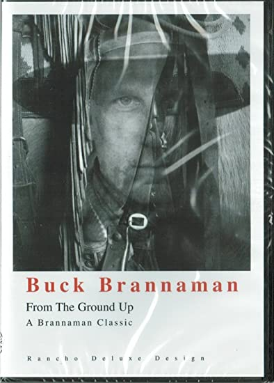 Buck Brannaman From the Ground Up 2 DVD Set