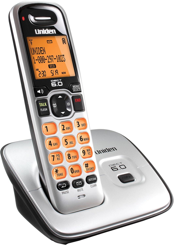Uniden D1660 DECT6.0 Caller ID Cordless Handset