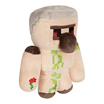 MINECRAFT Happy Explorer Plush