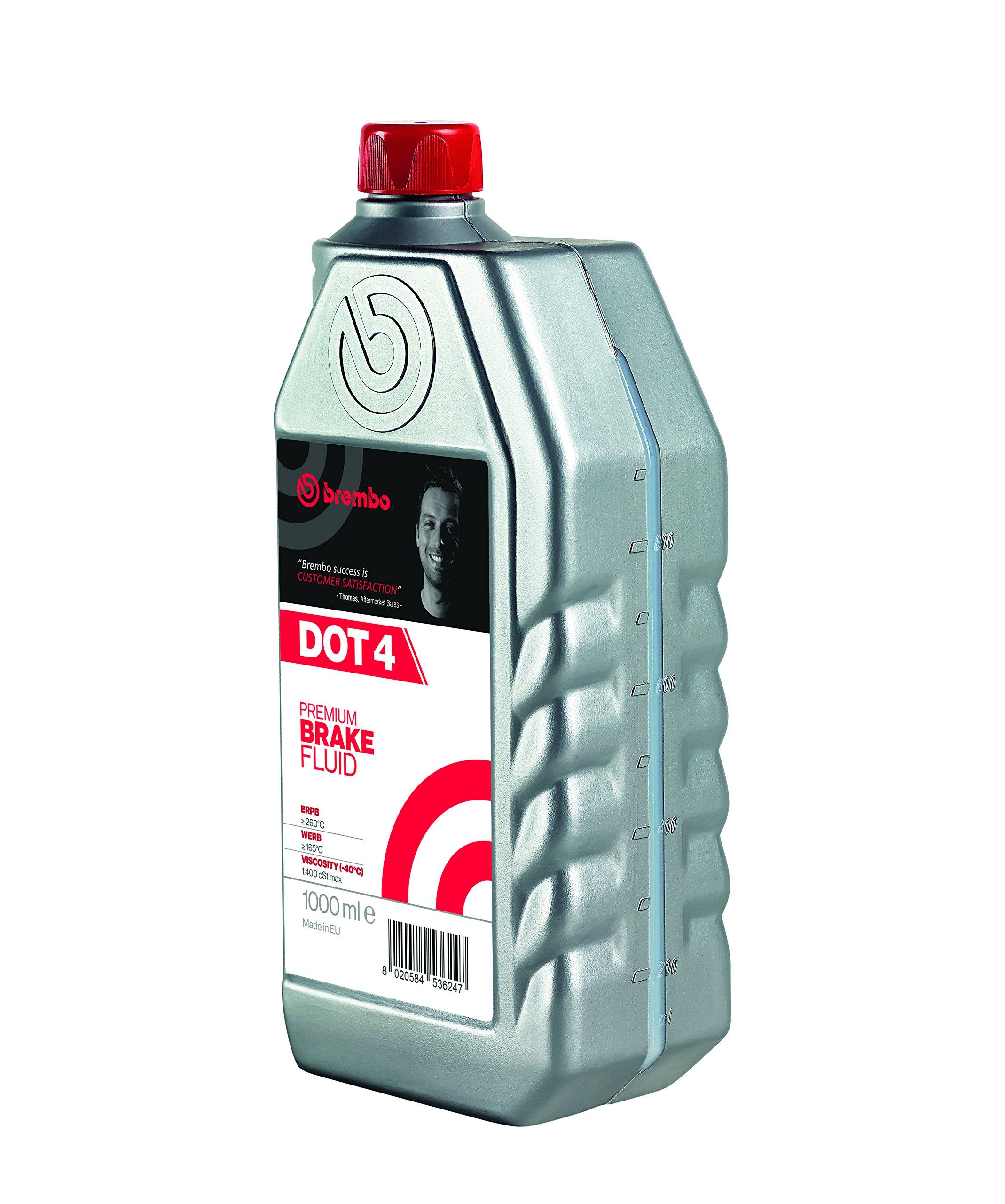 Brembo Premium DOT 4 Brake Fluid L04010