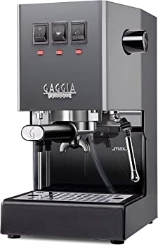 Gaggia Rock Switches And Compact Design Commercial Espresso Machine