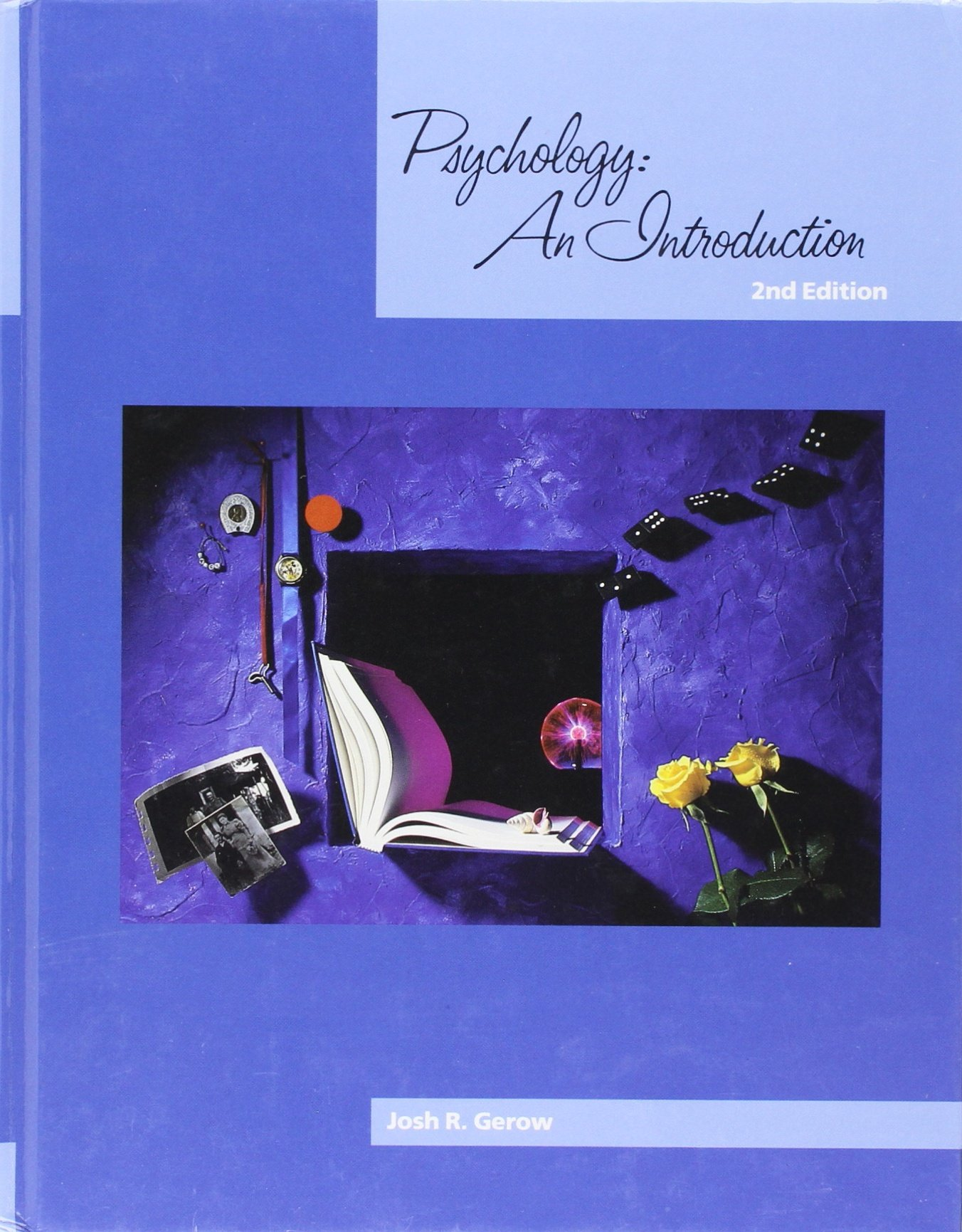 Psychology: an Introduction Hardcover – January 1, 1989