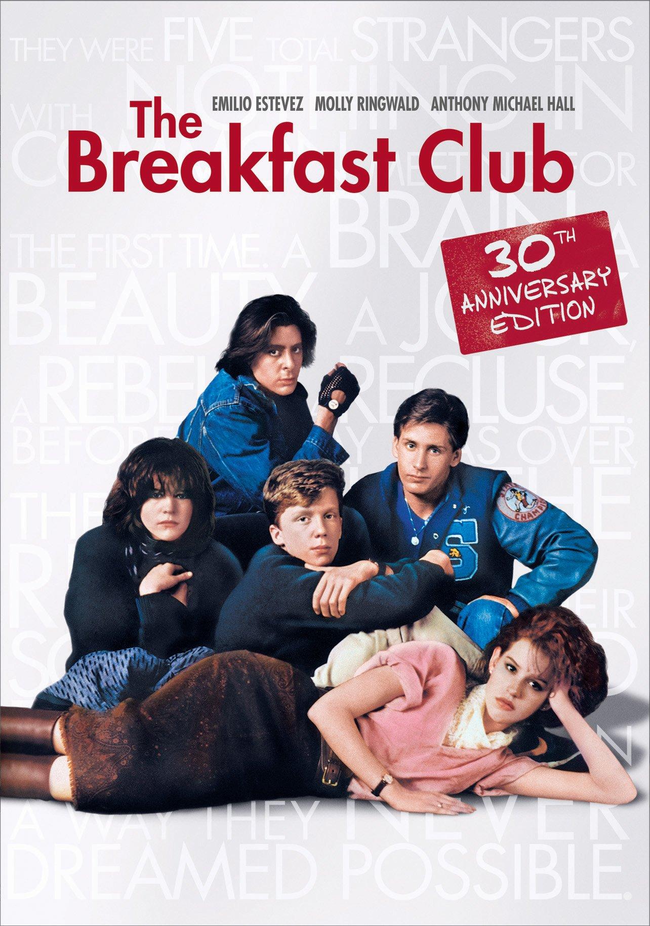 The Breakfast Club - 30th Anniversary Edition