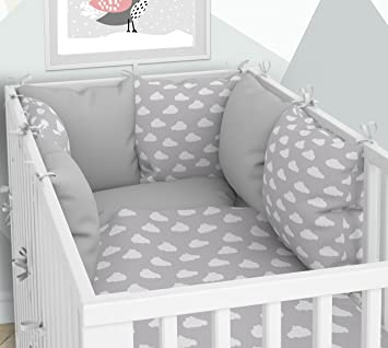 Kissen-Nestchen Sechs Kissen mit Bezügen 60x120