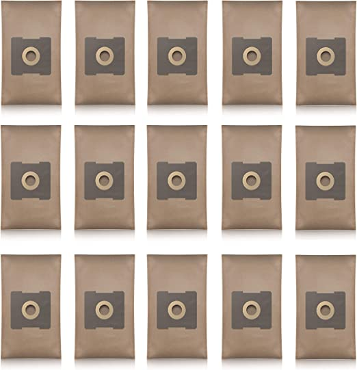Wessper 15x Bolsas para aspiradora UFESA AT 4223 (Papel): Amazon ...