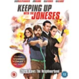 Keeping Up With The Joneses [DVD]
