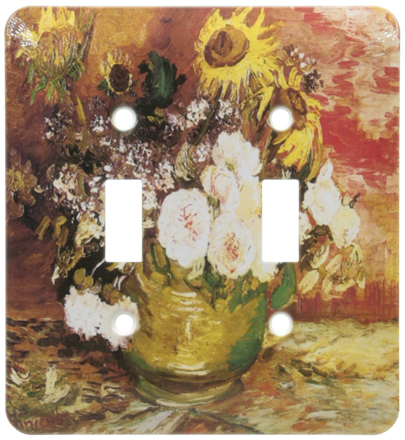 2019新作モデル 3drose Other and LLC Flowers lsp_ 128115_ 2 Bowl of Sunflowers , Roses and Other Flowers By Vincent Van Goghダブル切り替えスイッチ B00DEQUCYG, エステサプライ:e63edb25 --- svecha37.ru
