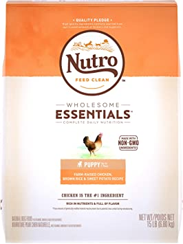 Nutro Natural Choice Puppy Dry Dog Food | Chewy