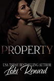 Property: A Dark Billionaire Romance (English Edition)