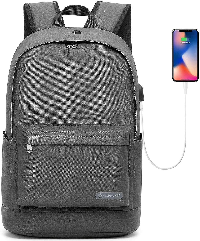 17 Inch Slim Travel Laptop Backpack for Women