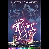 The River City Chronicles: Dual Language Edition English/Italian (Italian Edition) book cover