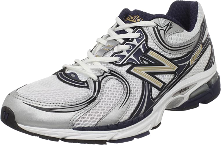New Balance Mens MR860 Running Shoe: Amazon.es: Zapatos y complementos