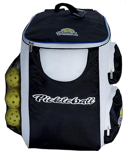 Embroidered Bag Pickleball Paddle Sling Bag  Let/'s Get Pickled! FREE NAME