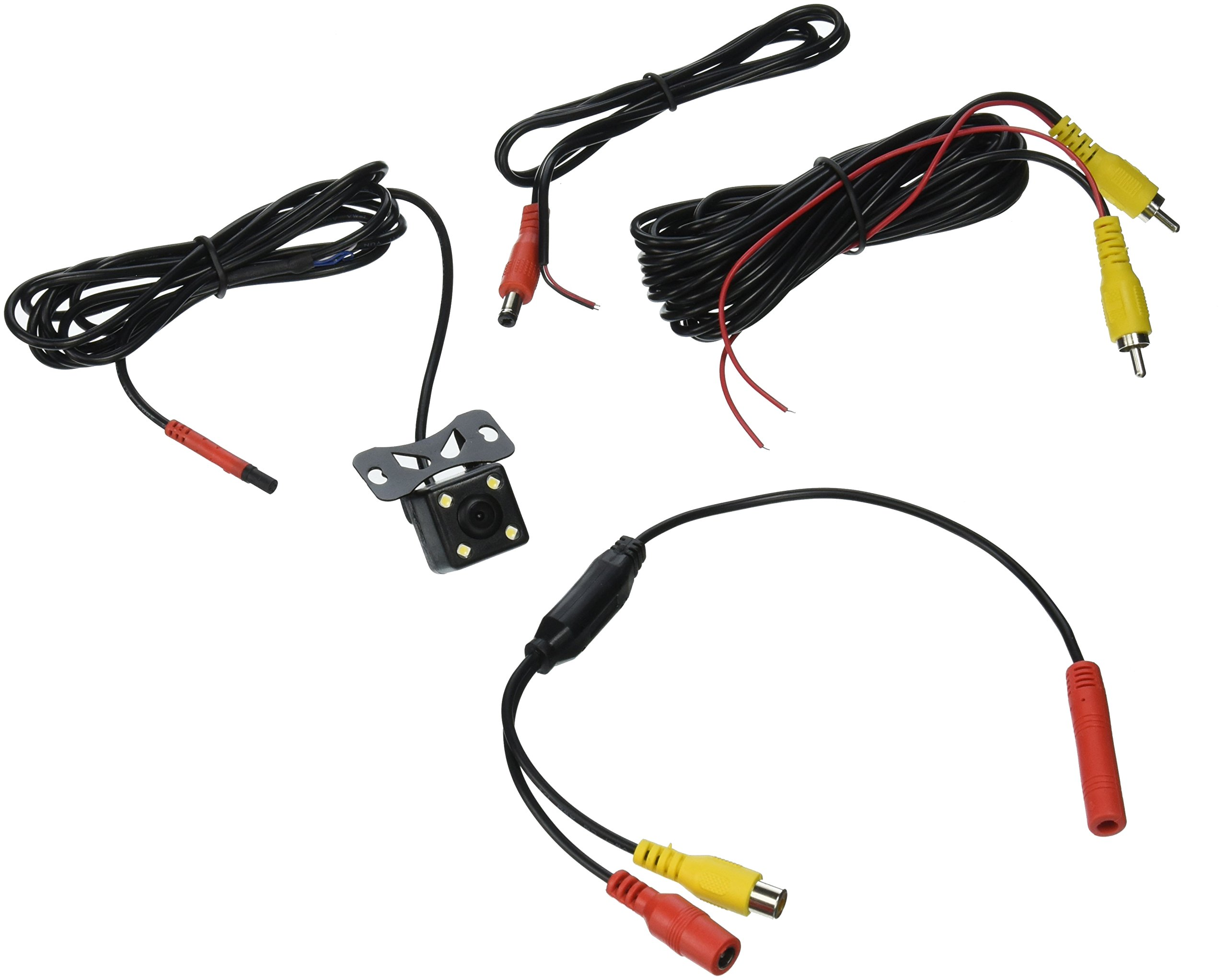 Crimestopper SV-6829.IR 170Degree Lip-Mount CMOS Camera with Night Vision