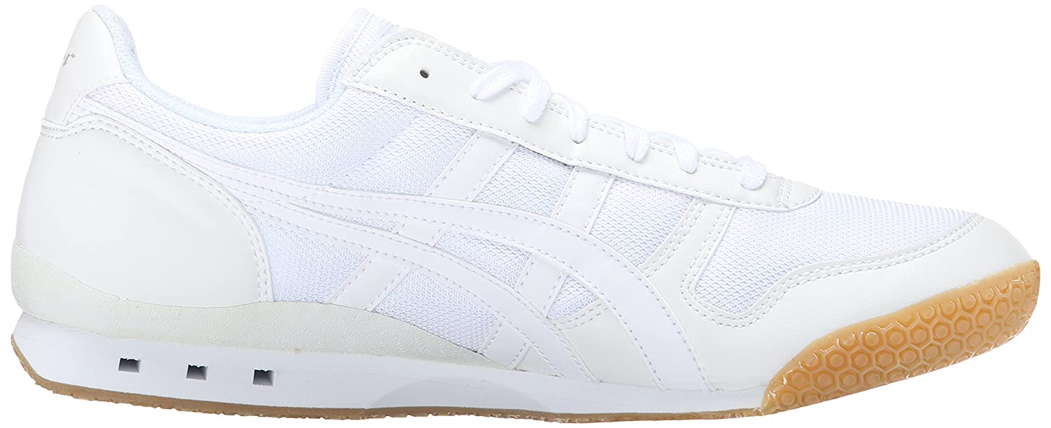 Onitsuka Tiger Ultimate 81 Fashion Sneaker B00ZH0SGDG 8.5 D(M) US|White/White