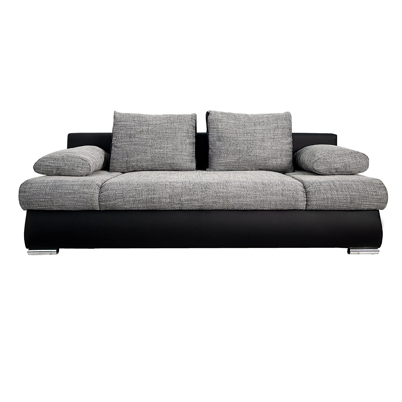 schlafsofa mit kaltschaummatratze m belideen. Black Bedroom Furniture Sets. Home Design Ideas