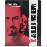 アメリカン・ヒストリーX ブルーレイ スチールブック仕様(数量限定生産) [Blu-ray]