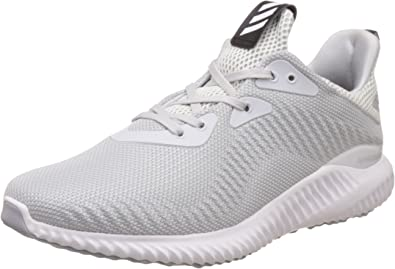 controlador Independientemente es bonito  adidas Alphabounce 1M Mens Sports Trainers Running Shoes: Amazon ...