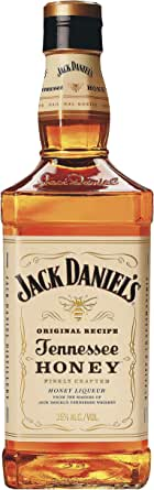Jack Daniel's Tennessee Honey Whiskey, 700 ml