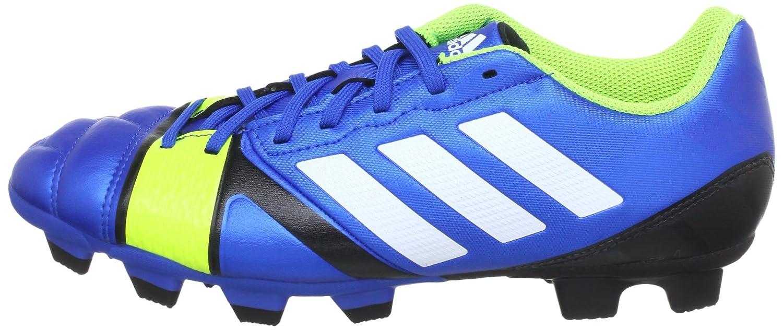 timeless design 561ac 0c1c8 adidas nitrocharge 3.0 TRX FG, Chaussures de football homme - Bleu (Blue  Beauty F10