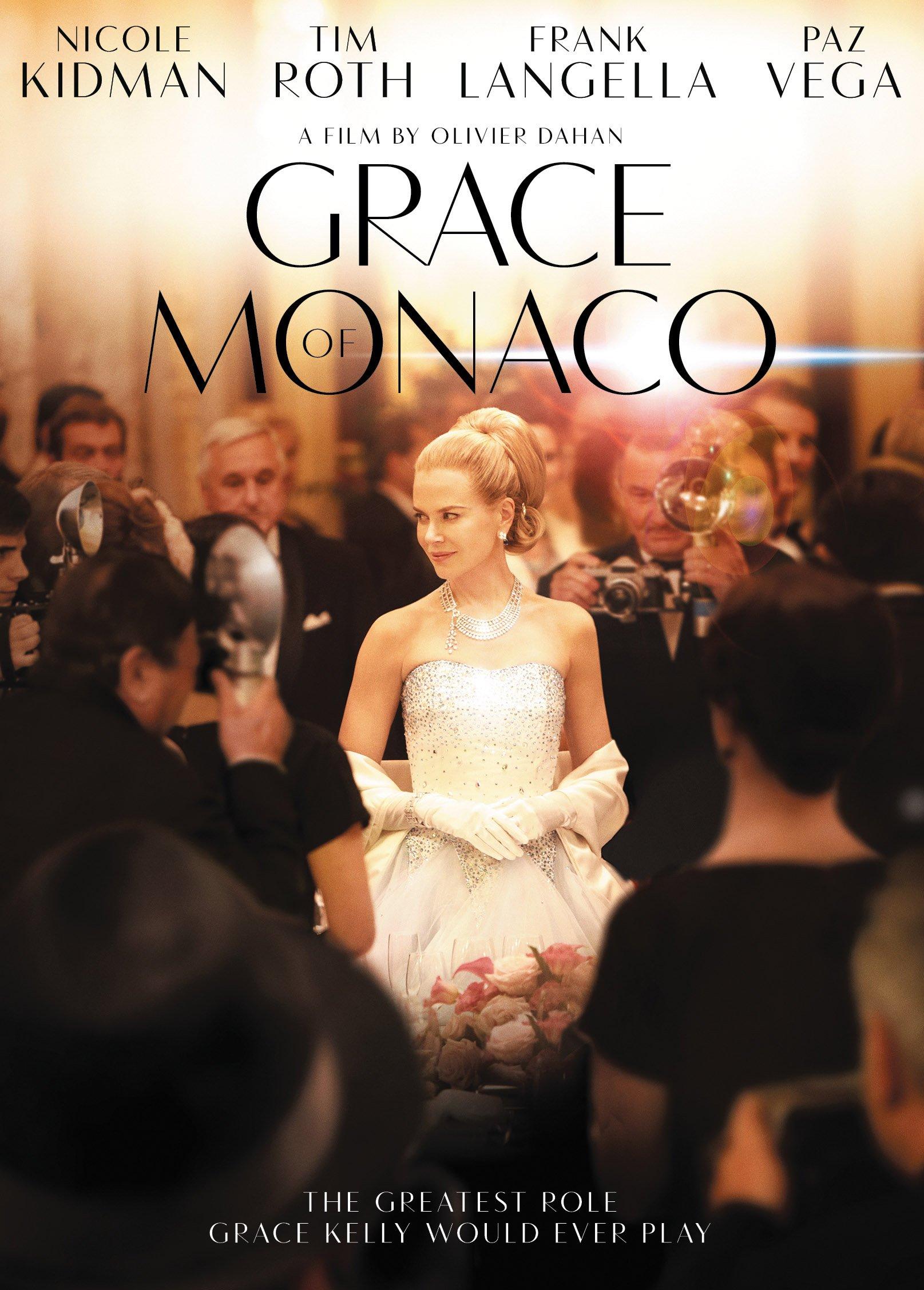 DVD : Grace of Monaco (DVD)