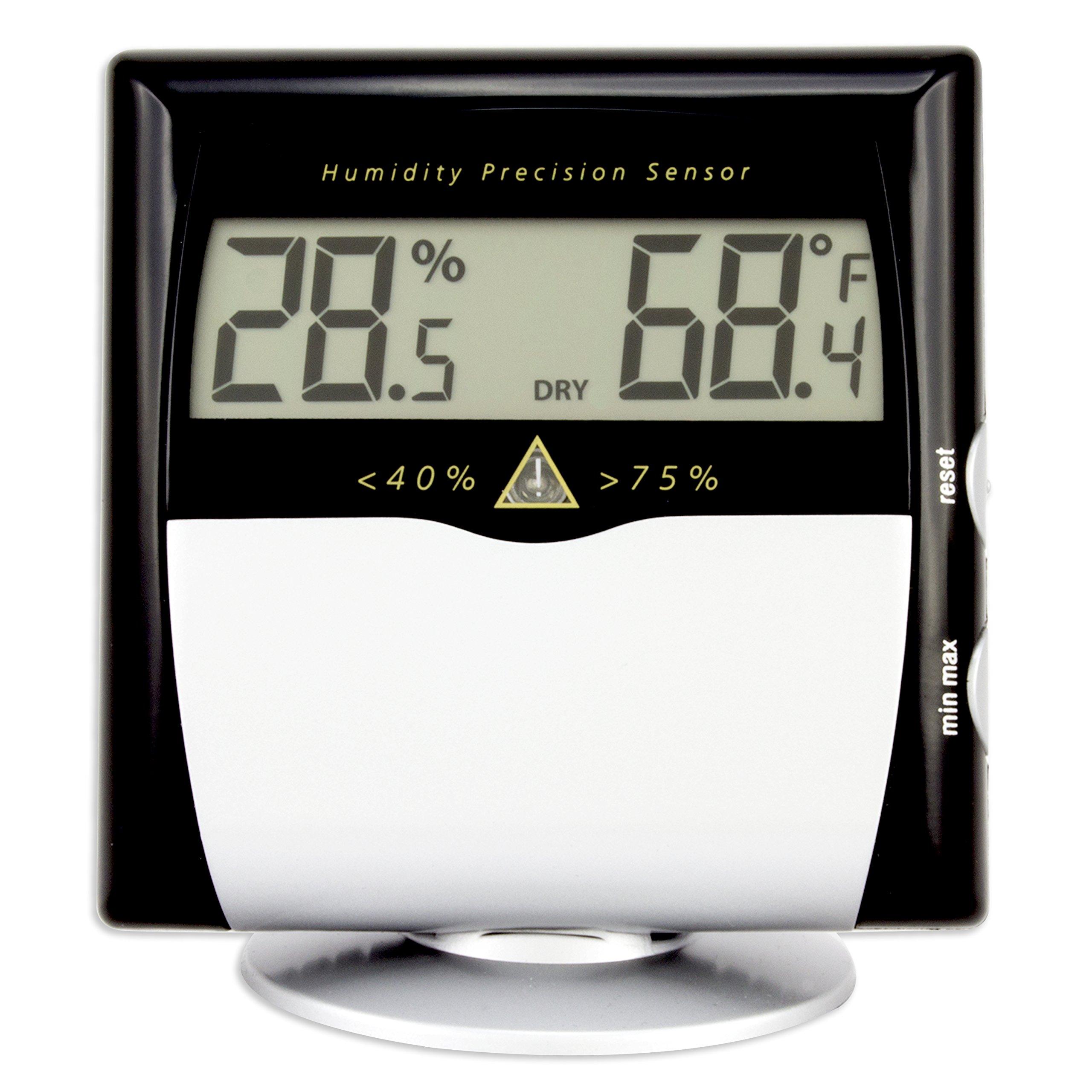 La Crosse Technology 30.5009 Digital Music-Control Thermo-Hygrometer by La Crosse Technology