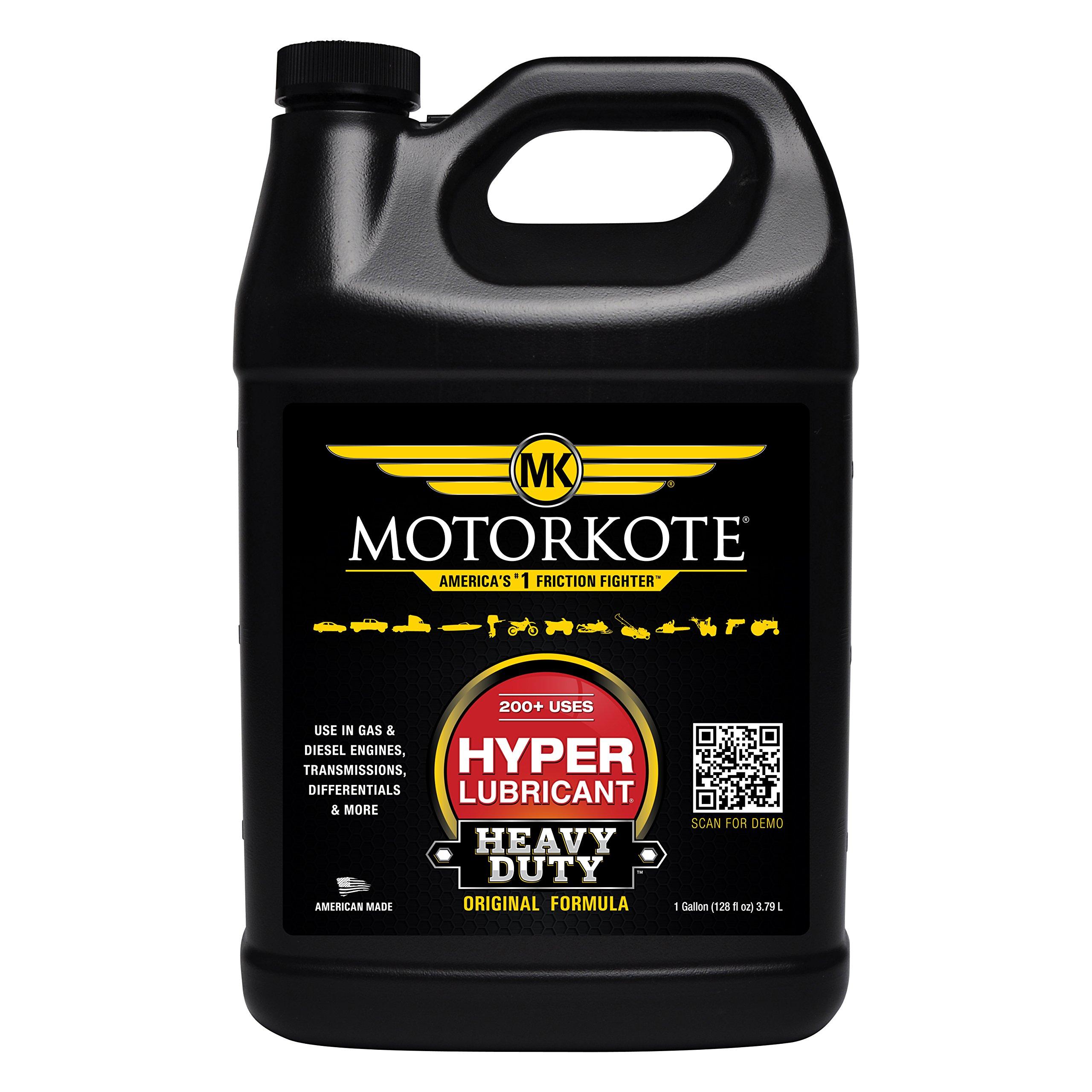 Motorkote MK-ET01G-04 Heavy Duty Hyper Lubricant, 1-Gallon, Single