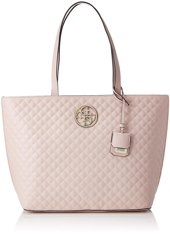 Guess Damen Bags Hobo Schultertasche, Pink (Blush), 14x31x47 Centimeters