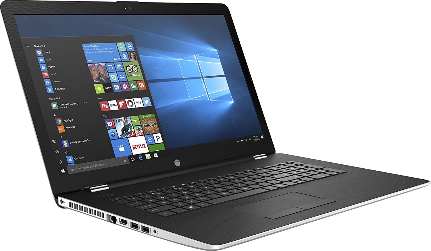 HP Notebook 17-bs008ns - Ordenador portátil 17.3