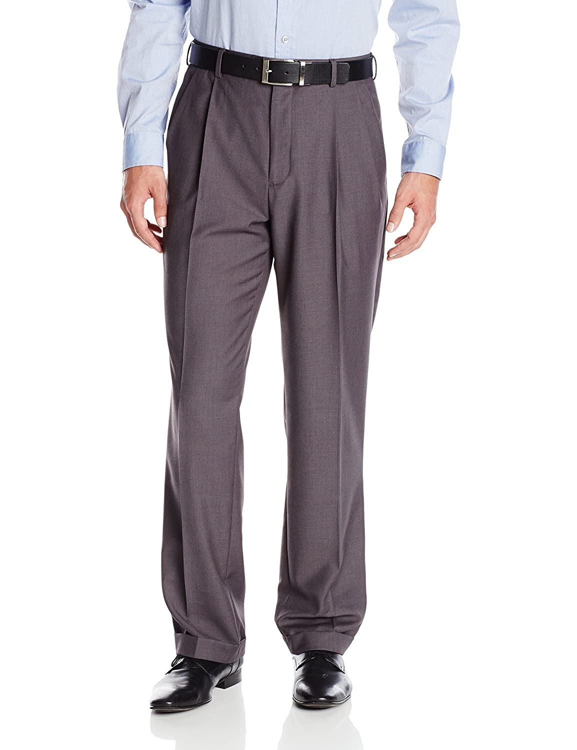 Louis Raphael Mens Straight Fit Pleated Suit Seperate Pant Louis Raphael Men/'s Tailored A663 1088